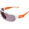 POC DO Half Blade AVIP Glasses Hydrogen White/Zink Orange